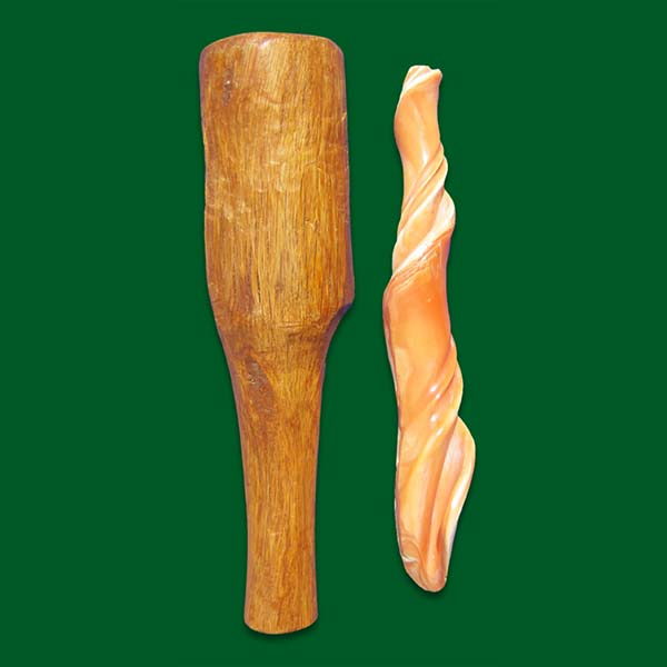 Shell Chisel and Mallet